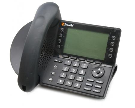 "ShoreTel 480 IP Backlit Display Phone ""C- Stock"""