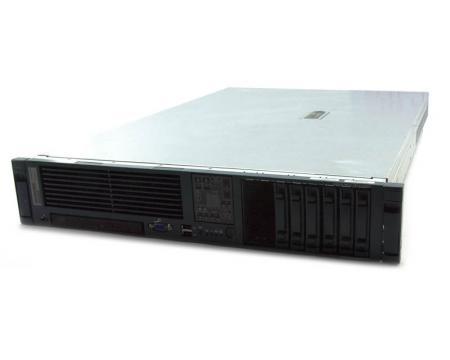 HP ProLiant DL380 G5 Intel Xeon Dual Core (E5140) 2.33GHz Rack Server
