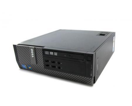 Dell OptiPlex 9020 SFF Computer Intel Core i5 (i5-4670) 3.4GHz 4GB DDR3 250GB HDD - Cosmetic Damage