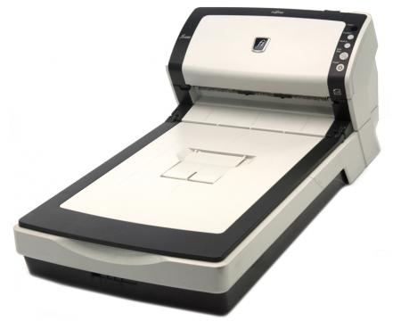 Fujitsu FI-6240Z USB Monochrome Sheet Fed Document Scanner (PA03630-B505) - Grade A