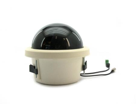 "AIGIS D5WD210RED-WG 5"" Recessed Dome Camera"
