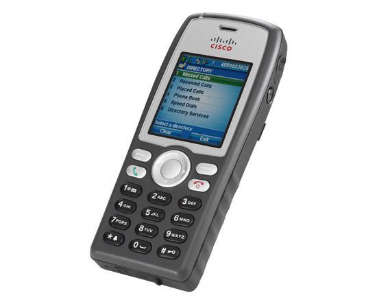 Cisco Unified Wireless 7925G Wi-Fi Wireless VoIP Phone (CP-7925G-A-K9)