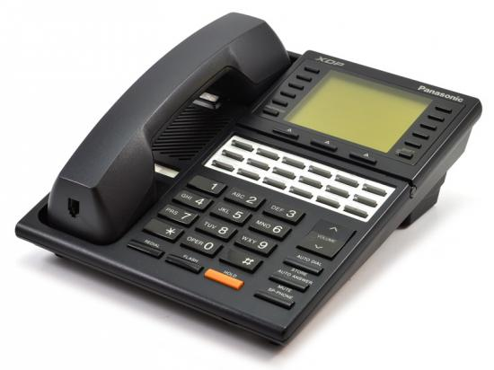 Panasonic XDP KX-T7235 Black Large Display Speakerphone