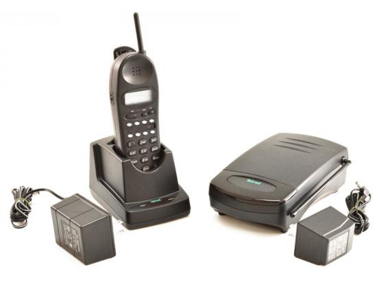 Telrad Tracker Cordless Phone - Black