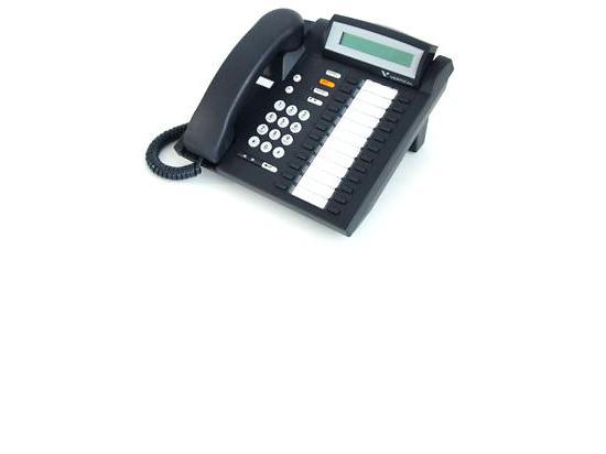 Vertical Instant Office VN24DDS-G 24-Button Black Digital Display Speakerphone