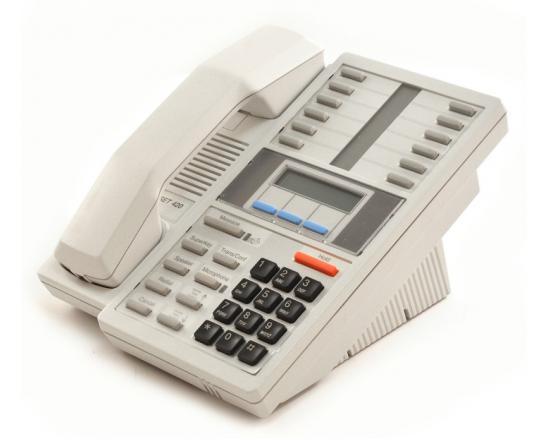 Mitel Superset 420 White Display Speakerphone (9115-0XX-000-NA)