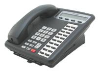 Toshiba IPT2020-SD Charcoal Display Phone  Strata