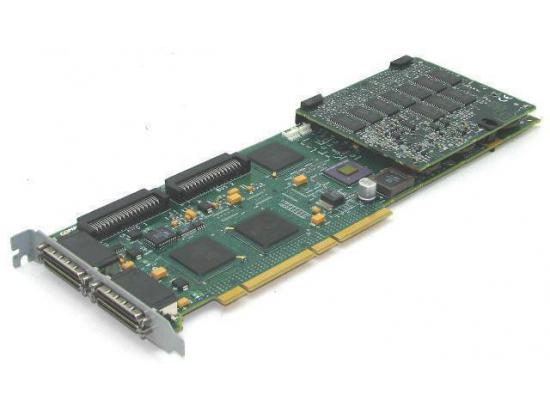 Compaq AGENCY DUAL 68 PIN SCSI ARRAY EXTENDED PCI SCSI CONTROLLER SMART ARRAY 4200 EOB008