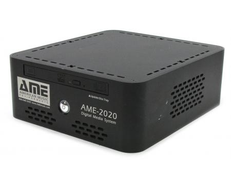 American Music Environments Digital Media System (AME-2020)