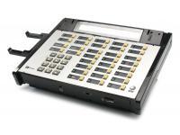 AT&T Callmaster 602A1 38-Button Black Analog Display Phone - Grade B