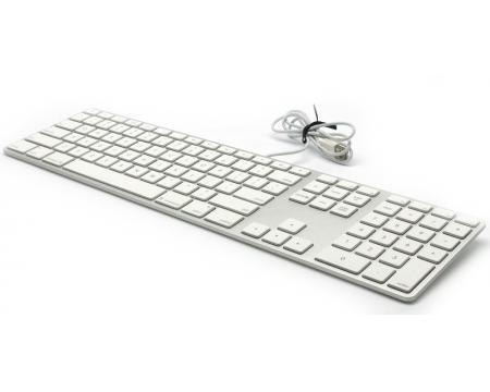 apple a1243 usb wired aluminum keyboard for imac. Black Bedroom Furniture Sets. Home Design Ideas