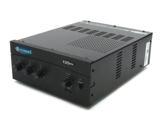 Crown 135MA 35W Amplifier