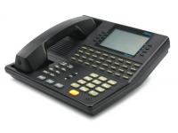 Atlas II HAC KD-42-E 42-Button Black Digital Display Speakerphone - Grade B