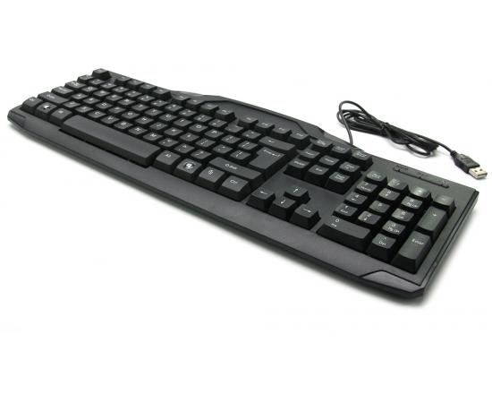 iMicro Wired USB Keyboard KB-US9451