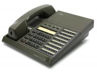 Iwatsu Omega-Phone ADIX IX-24KTS Gray 24 Button Non-Display Speakerphone (104050)