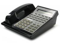 Fujitsu F760D-DSB 18-Button Black Analog Display Speakerphone - Grade A