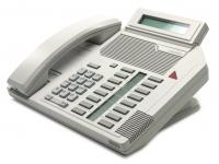 Nortel Meridian M5216 Grey 24-Button Display Phone