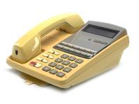 "Fujitsu F10B-0785-B002#IV Ivory 12-Button Corded 2-Line Display Speakerphone ""Grade B"""