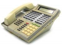 "Inter-Tel Premier 661.7800 Charcoal 12-Button Executive LCD Display Phone ""Grade B"""