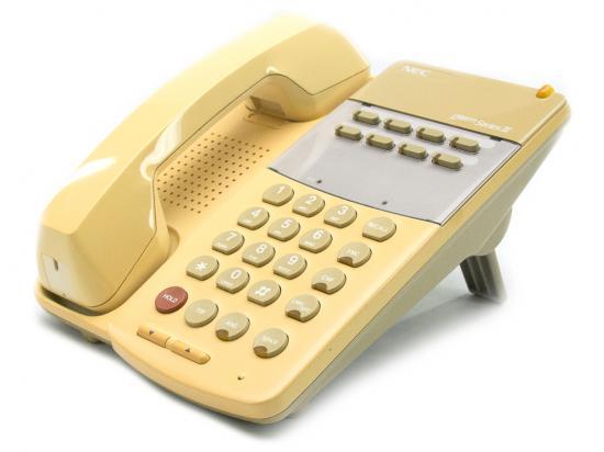 NEC ETJ-8-1 Cream Phone (SW) 8 Button White DTerm Series III