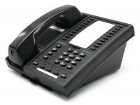Comdial 6620T-FB Black 23-Line Non-Display Speakerphone