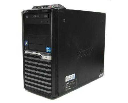 Acer Veriton M4618G Desktop Intel Core i3 (i3-2120) 3.3GHz 4GB DDR3 250GB HDD