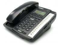 "Cortelco 220000-TP2-27s Single-Line Black Display Phone ""Grade B"""