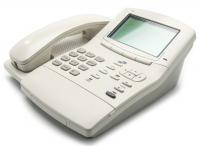 Lucent 980 White Digital Display Speakerphone - Grade A