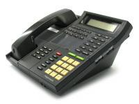 "Inter-Tel Premier 660.7200 12-Button Black Speakerphone ""Grade B"""