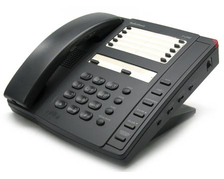 "Radio Shack Black 2-Line Non-Display Speakerphone (ET-1753) ""Grade B"""