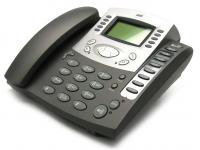 Uniden UIP312 Metallic Grey IP Display Speakerphone