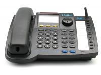 Uniden 3775 12-Button Black Digital Display Speakerphone - Grade A