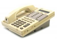 AT&T 732 White 15-Button Analog Display Phone - Grade B