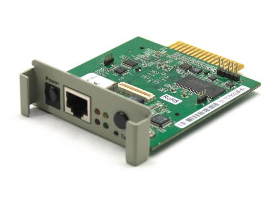 Okidata OkiLAN 6120i/e 10/100 Ethernet Print Server (70046502)