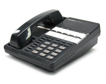 Radio Shack 43-463 Black 2-Line Speakerphone