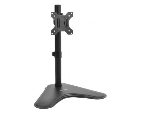 VIVO Full Motion Universal Adjustable Tilt VESA Mount Monitor Desk Stand (STAND-V001H)