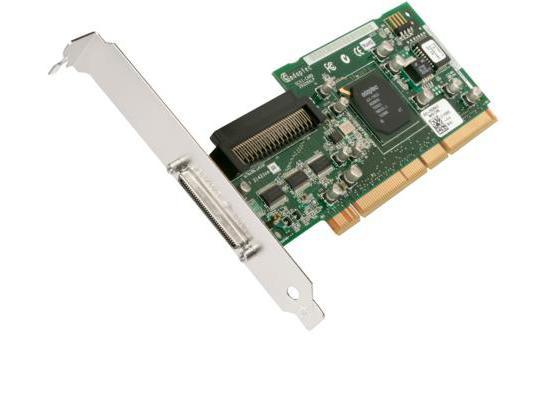 Adaptec SCSI Card 29320ALP-R