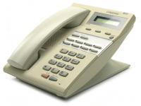 "Samsung iDCS Falcon 8D Light Gray 8-Button Display Phone (KPDF08SEW/XAR) ""Grade B"""