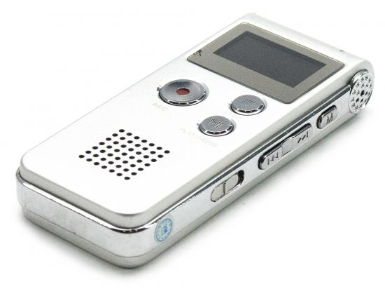 Digital Audio Sound Recorder MP3 Player 8GB 650hr Rechargeable Dictaphone