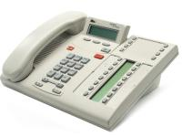 Nortel Norstar T7316E Platinum 24-Button Digital Display Phone(NT8B27JAAB) - New Open Box
