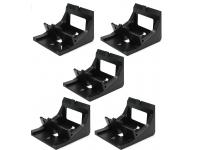 Polycom VVX Wallmount Bracket Kit 5 Pack