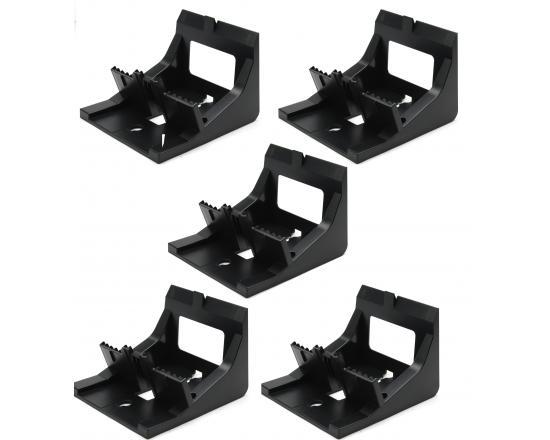 Polycom VVX Wallmount Bracket Kit 5 Pack