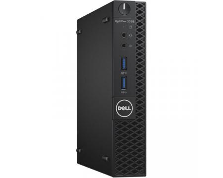 Dell Optiplex 3050 MFF Computer Intel Core i5 (i5-7500T) 3.4GHz 8GB DDR4 256GB SSD