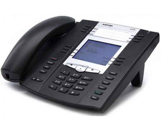 Aastra 6753i Black IP SpeakerPhone - Grade A
