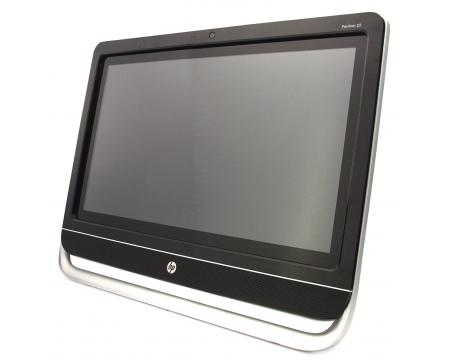 """HP Pavillion 23"""" LCD All-in-One Computer AMD (A8-5500) 3.2Ghz 4GB DDR3 250GB HDD - Grade A"""