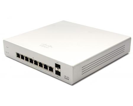 Cisco Meraki MS220-8-HW 8-Port 10/100/1000 Managed Switch