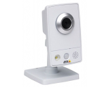 Axis M1011-W H.264 Fixed-Focal Indoor Day-Night Network Security Camera