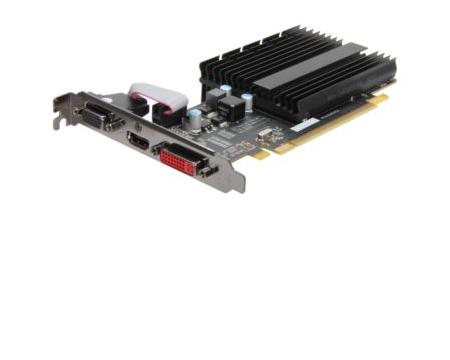 XFX AMD Radeon HD 1GB DDR3 PCI-E x16 Video Card Full Height