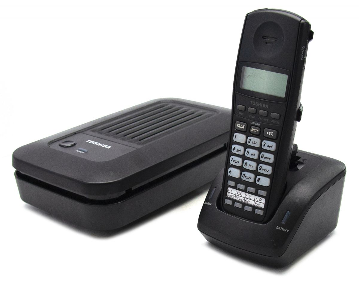 Toshiba Dkt2404 Dect Cordless Phone