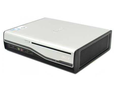 Acer Veriton L460G USFF Computer Intel Core 2 Duo (E8400) 3.0GHz 2GB DDR2 250GB HDD